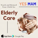 Teach and Reward Your Child for Elderly Care