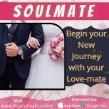 Begin Your New Journey With Your Soulmate