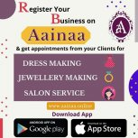 Online Business Listing App - Aainaa