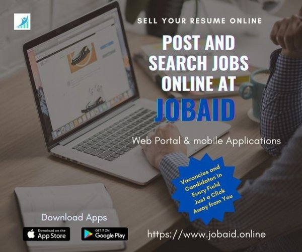Post and Search Jobs Online - Job Aid