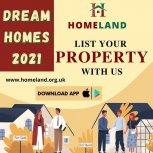 List Property Online with Homeland Registrant