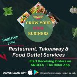 Online Food Delivery Services App