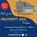 Post Property for Rent or Sale