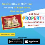 List Your Property Online -Homeland App