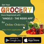 Best Online Grocery Delivering App