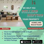 Register Your Property for Sale or Rent