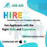 Hire Candidates for Your Company