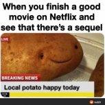 Netflix Win