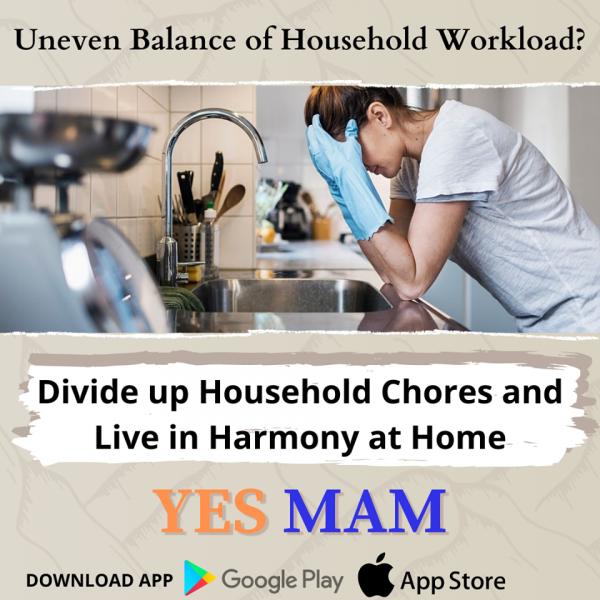 Split Household Chores Fairly