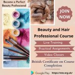 Become a Beauty Professional