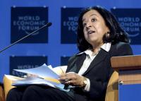 Who is Lubna Suleiman Al Olayan, the first Saudi bank president?