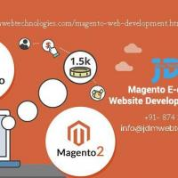 Get Attractive E-Commerce Website Service With Best Magento Website Development Company In India