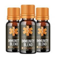 Total Defense Immunity Blend:-Control nausea, dizziness and vomiting
