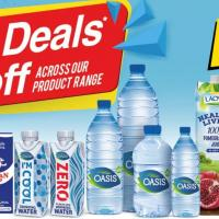 Available Options for Bottled Water
