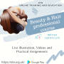 Join Beauty and Hair Professional Course | Beautician Course | OTE